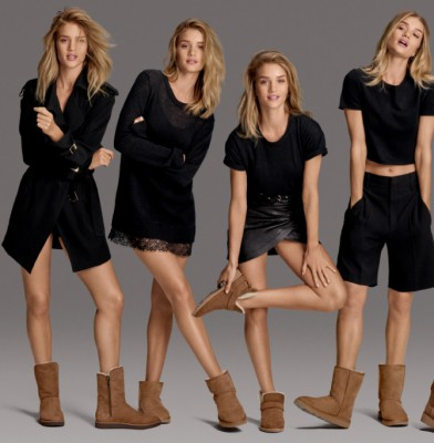 Rosie Huntington-Whiteley fronts Ugg\'s latest campaign