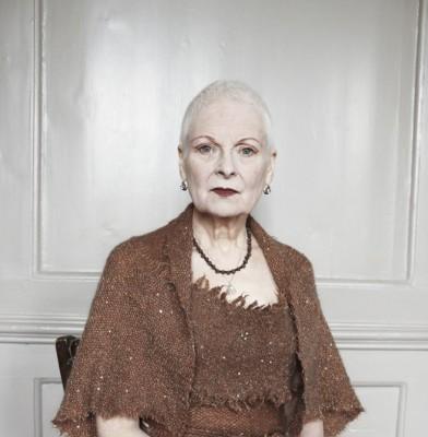 Vivienne Westwood Is Now A Rapper