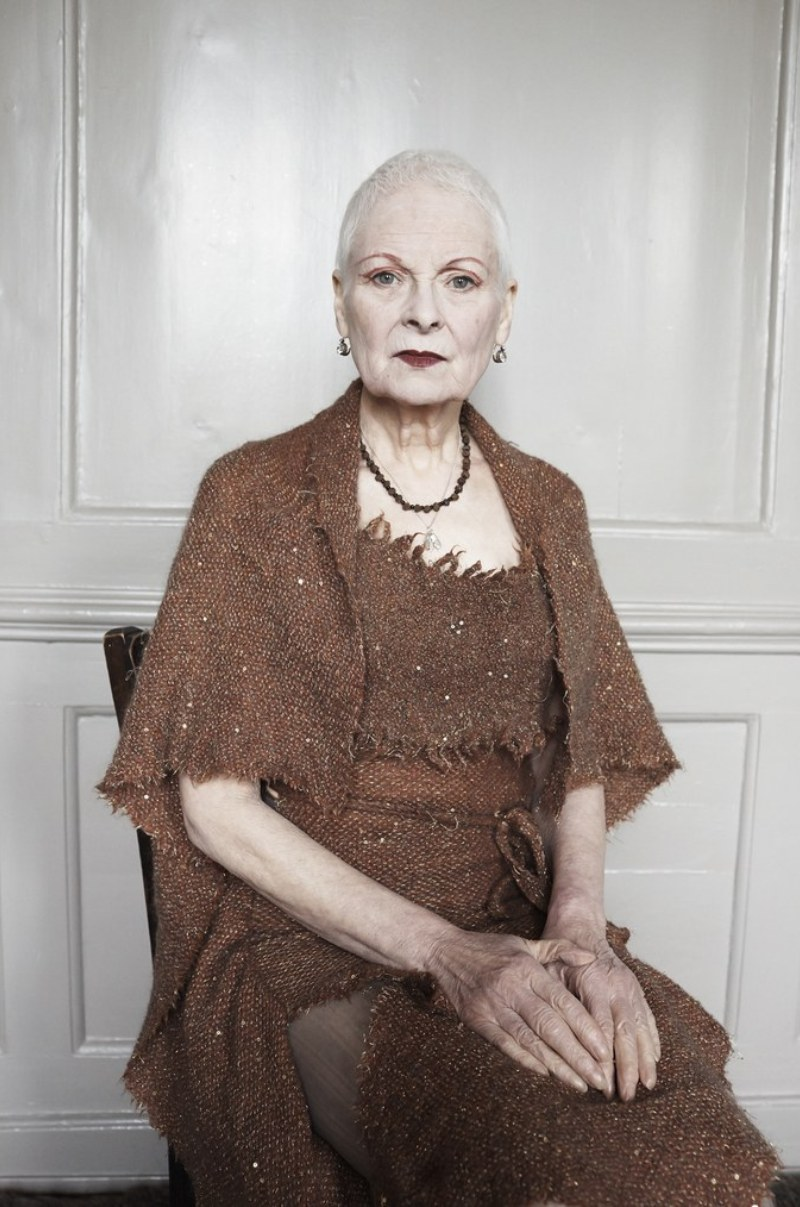 Vivienne Westwood Is Now A Rapper