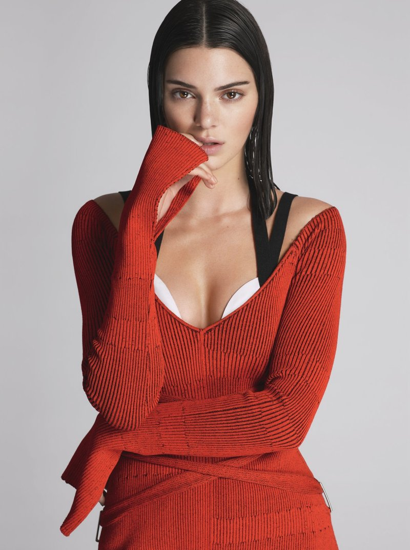 Kendall Jenner is US Vogue\'s September Cover Star
