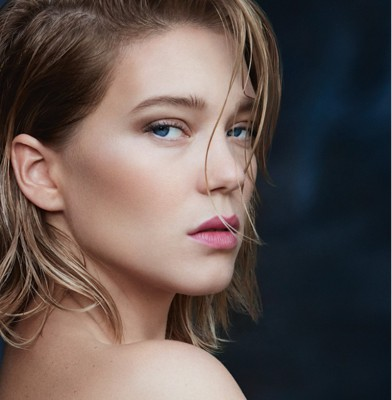 Lea Seydoux is the face of Louis Vuitton\'s debut fragrance