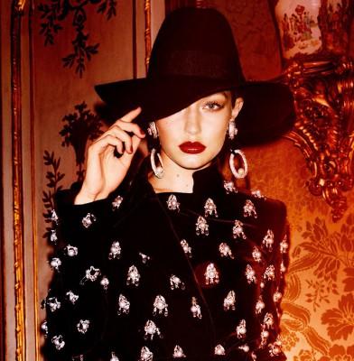 Gigi Hadid Covers Vogue Paris