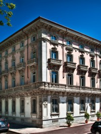 On the Scene : Hotel Chateau Monfort, Milan