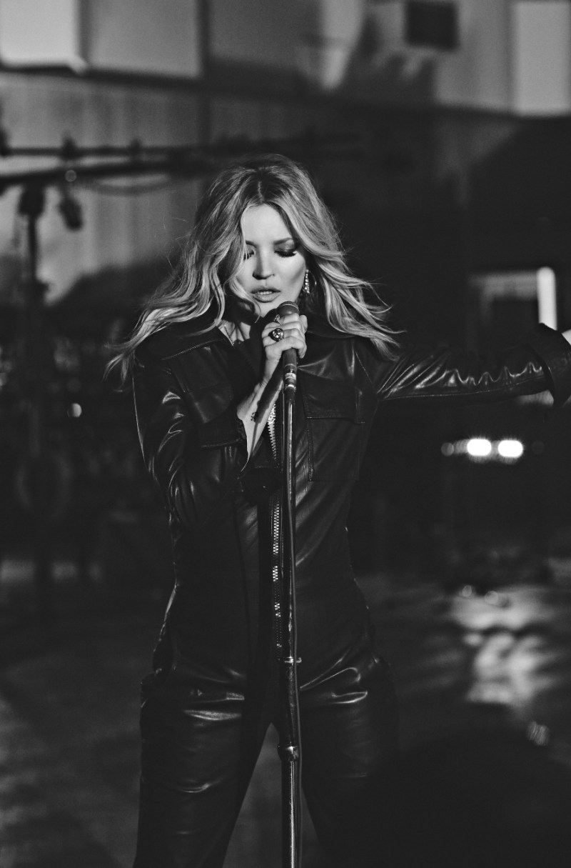 Kate Moss stars in Elvis Presley Tribute video