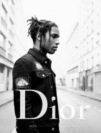 ASAP Rocky and Boy George Star in Dior Homme\'s New Campaign