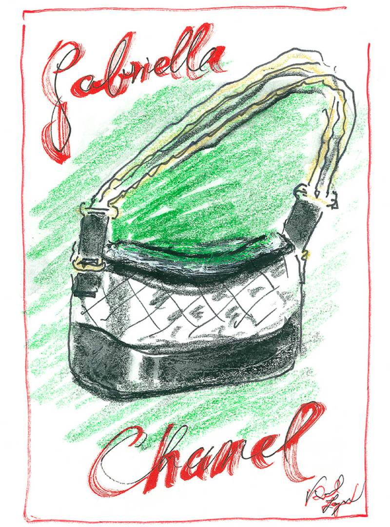 Chanel to launch new \'Gabrielle\' bag