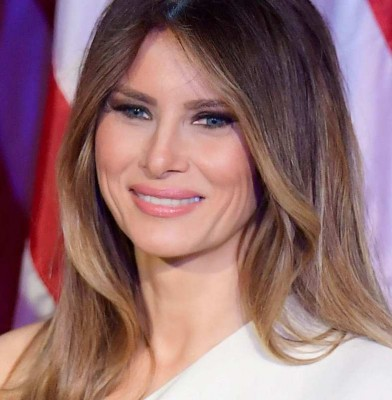Ralph Lauren and Karl Lagerfeld to dress Melania Trump?