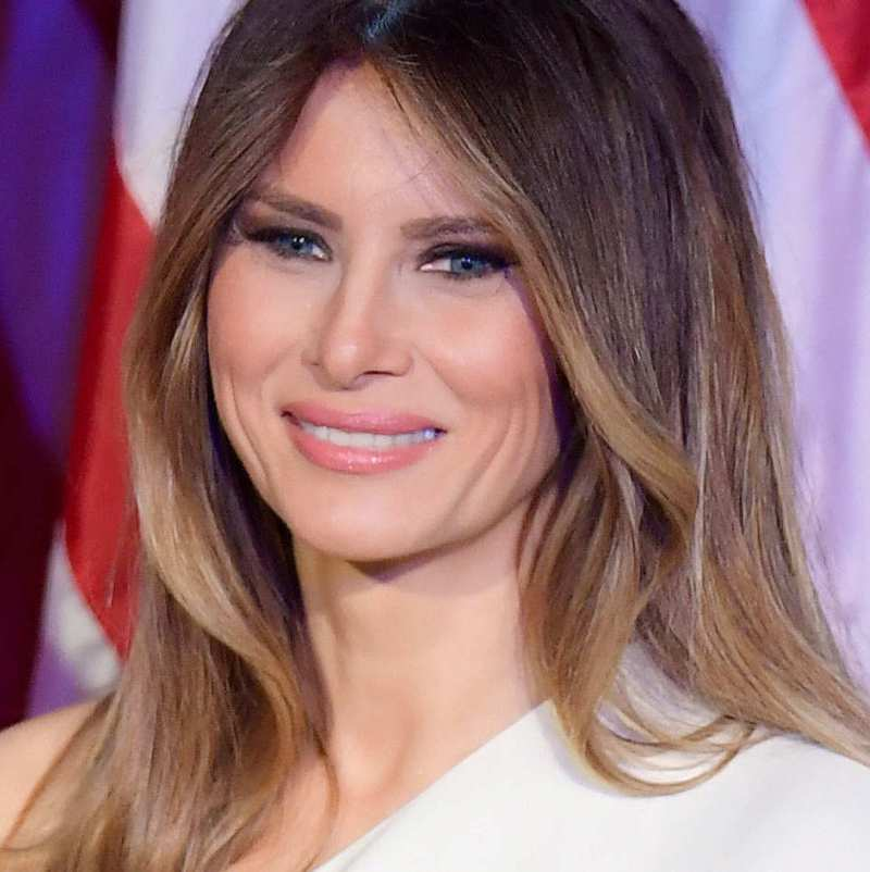 Ralph Lauren and Karl Lagerfeld to dress Melania Trump?