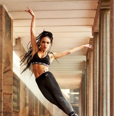 FKA twigs is the new face of Nike