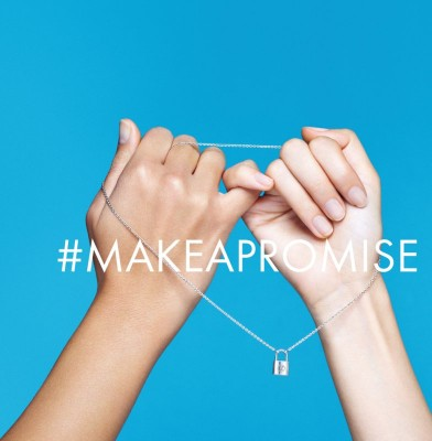Louis Vuitton and Unicef launch Make A Promise campaign