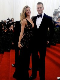 Gisele Bundchen and Tom Brady to co-chair Met Gala