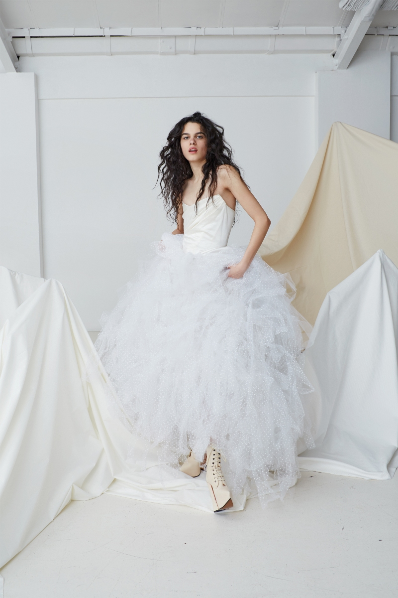 Vivienne Westwood Launches New Bridal Couture Collection