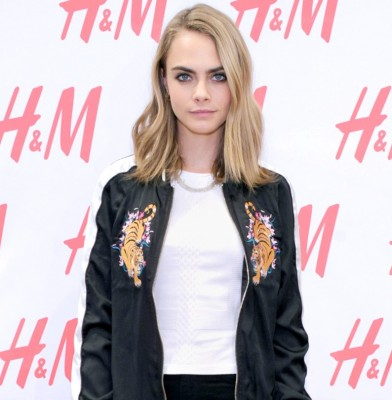 Cara Delevingne is now an Author
