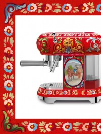 Dolce & Gabbana Designs Kitchen Appliances