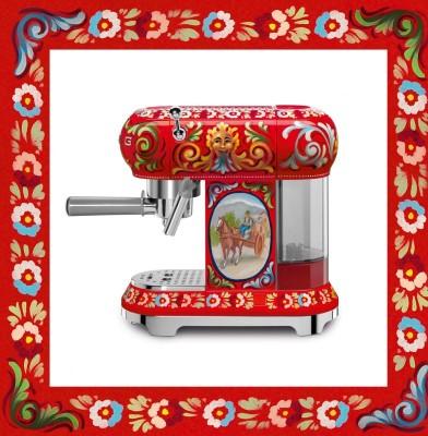 Dolce & Gabbana Designs Kitchen Appliances