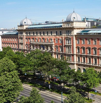 Palais Hansen Kempinski: A Hidden Gem in The Heart of Vienna