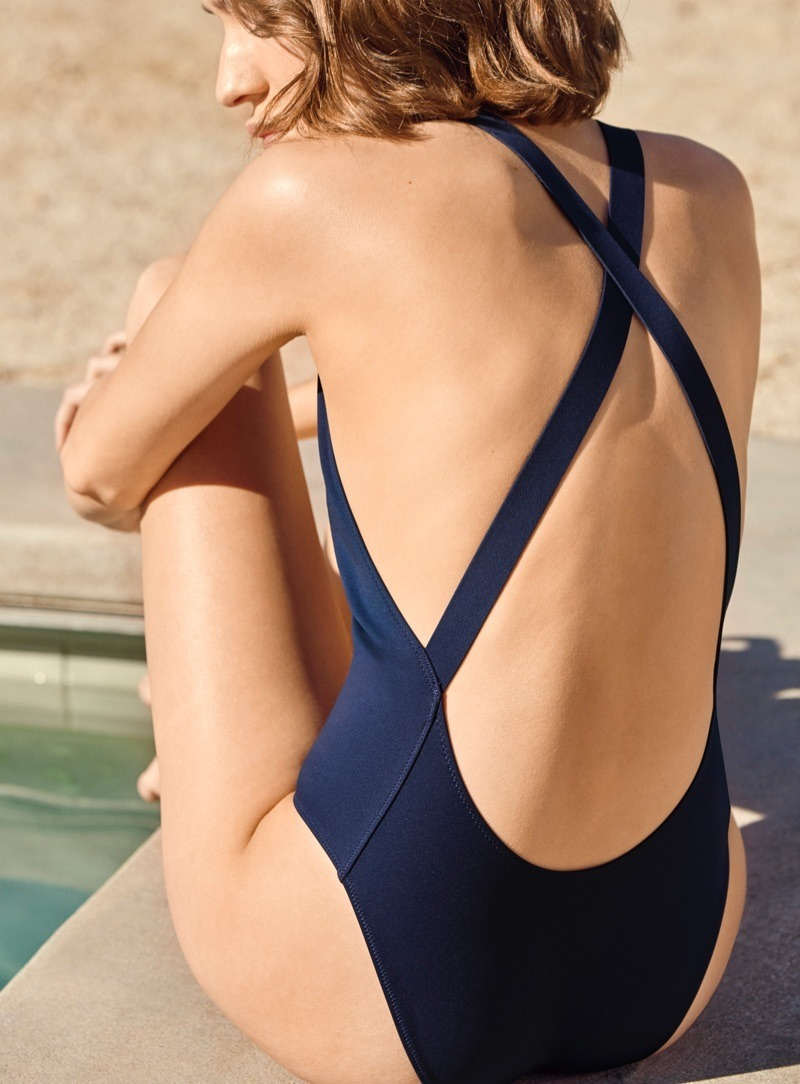 COS\'s New Swimwear Collection Is For Purists
