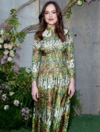 Dakota Johnson Is the Face of Gucci Bloom