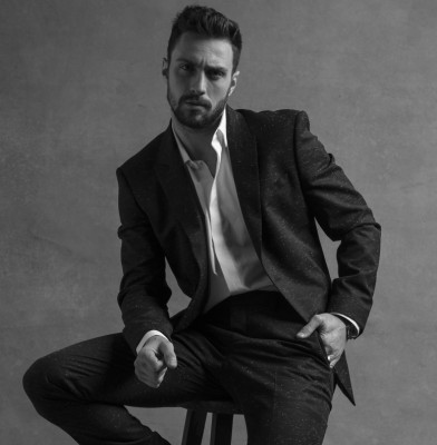 Aaron Taylor-Johnson is the new face of Givenchy\'s Gentleman fragrance