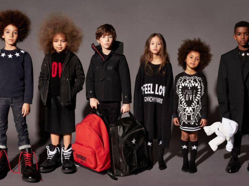 Givenchy launches its first children\'s collection
