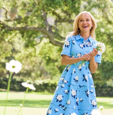 Net-a-porter launches Capsule Collection with Reese Witherspoon