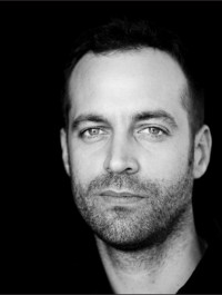 Benjamin Millepied shoots Nuxe Paris\' latest campaign
