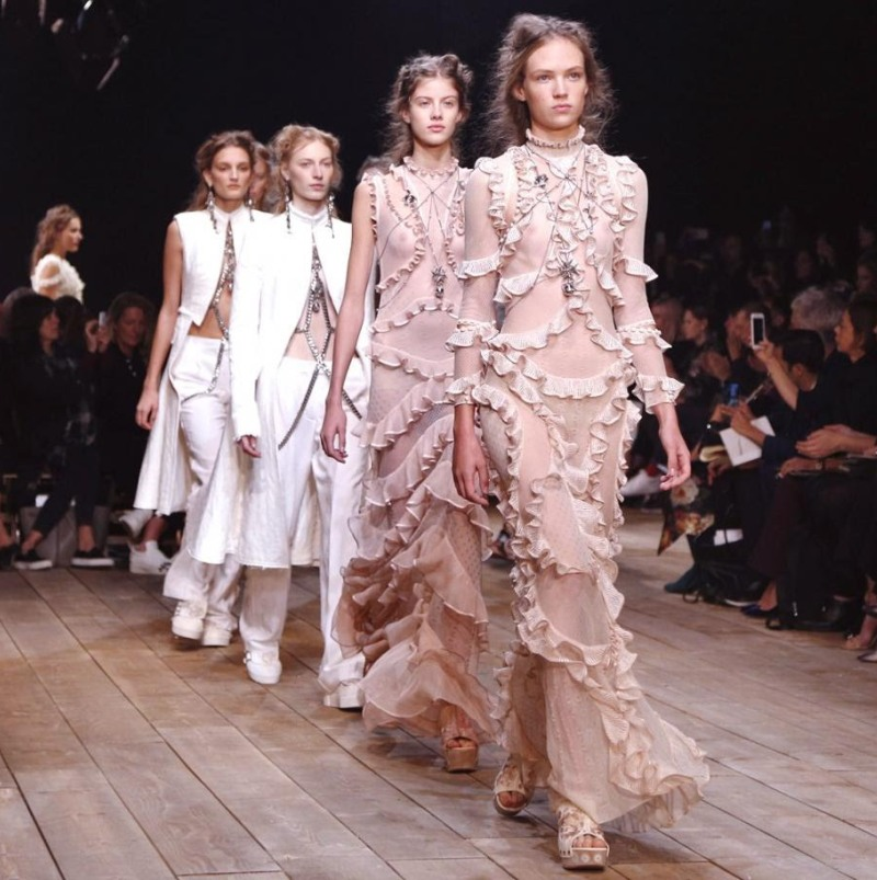 Alexander McQueen accused of plagiarism