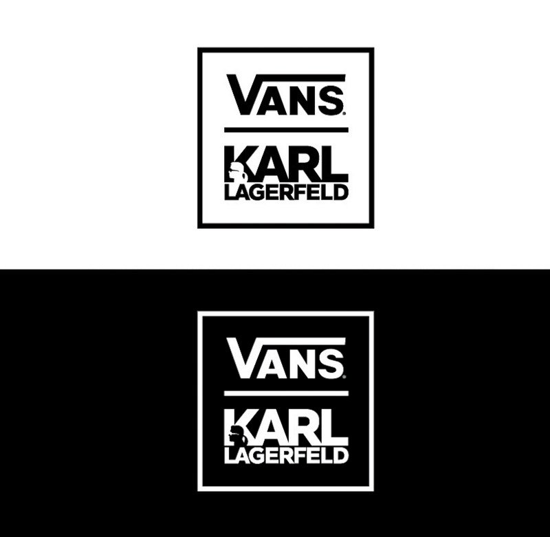 Karl Lagerfeld collaborates with Vans