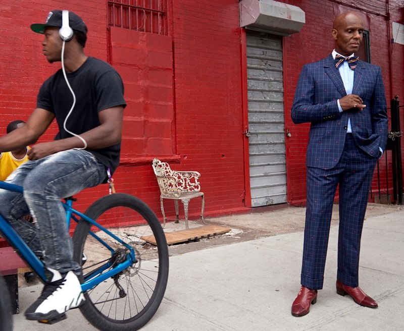 Gucci collaborates with Dapper Dan