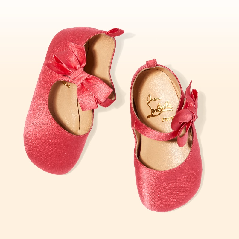 Christian Louboutin launches a collection of baby shoes