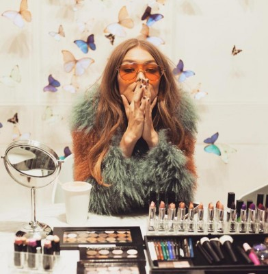 Gigi Hadid partners with Maybelline for make-up collection