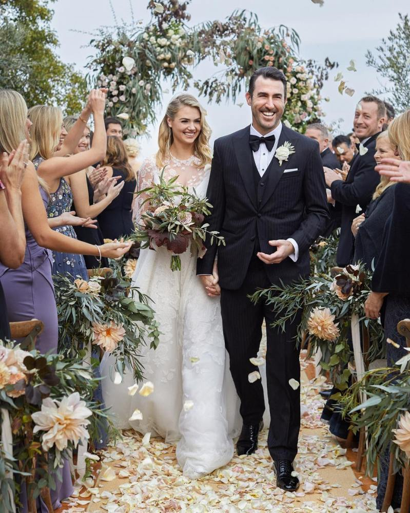 Kate Upton marries Justin Verlander in Tuscany