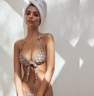 Emily Ratajkowski launches her own swimwear line