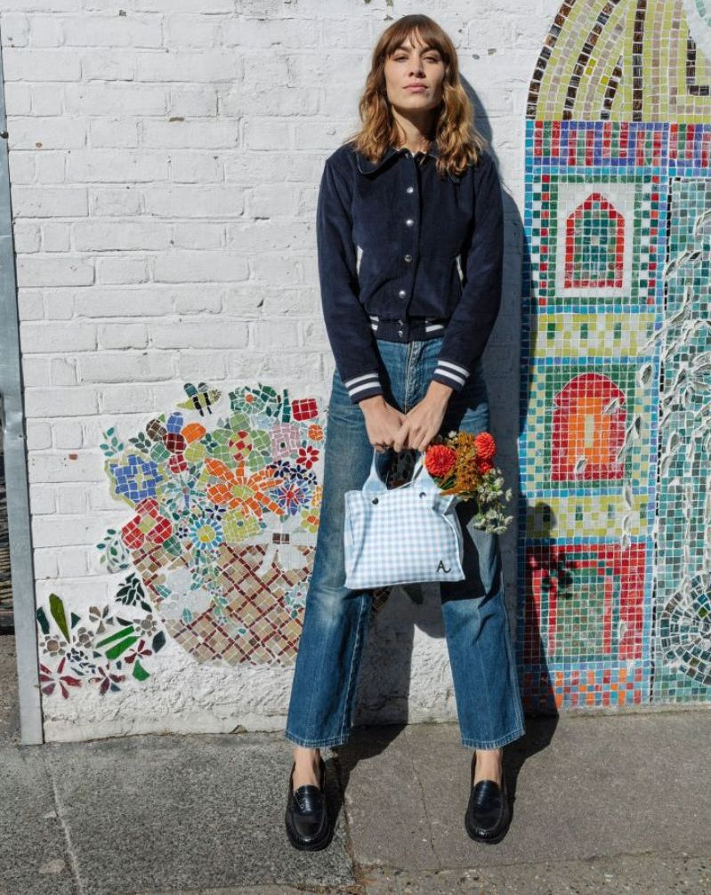 Alexa Chung designs affordable handbag