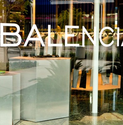 Balenciaga launches a Copyshop