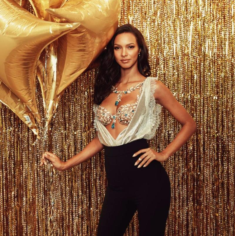 Lais Ribeiro will wear the Fantasty Bra during the Victoria\'s Secret show this year
