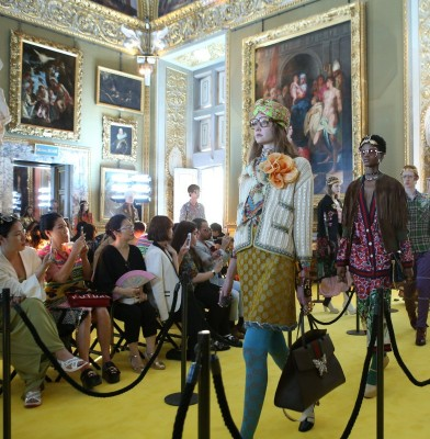 Gucci unveils location of its Resort 2019 Show