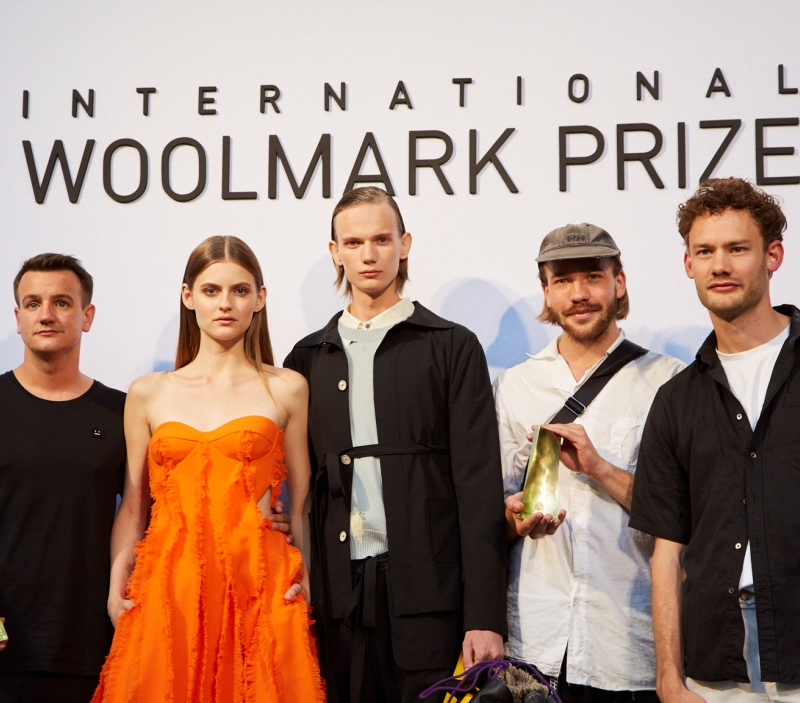 Woolmark Company reveals judges for its International Prize Global Final