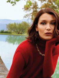 The Top 10 American Models To Watch Out For In 2018 - No 2. Bella Hadid