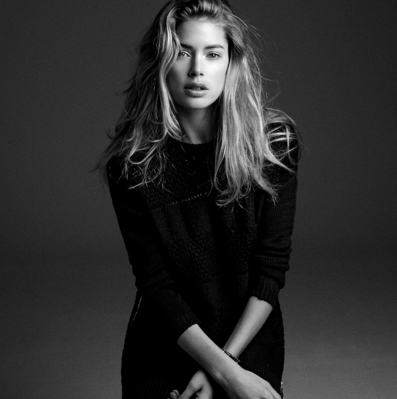 Doutzen kroes is the face of the new Nikkie Plessen line