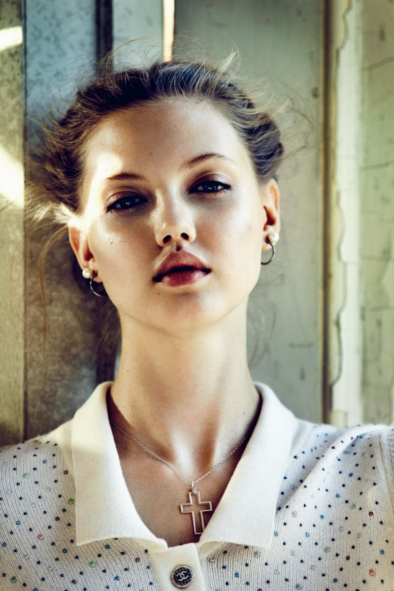 The Top 10 American Models To Watch Out For in 2018 - No 8. Lindsey Wixson