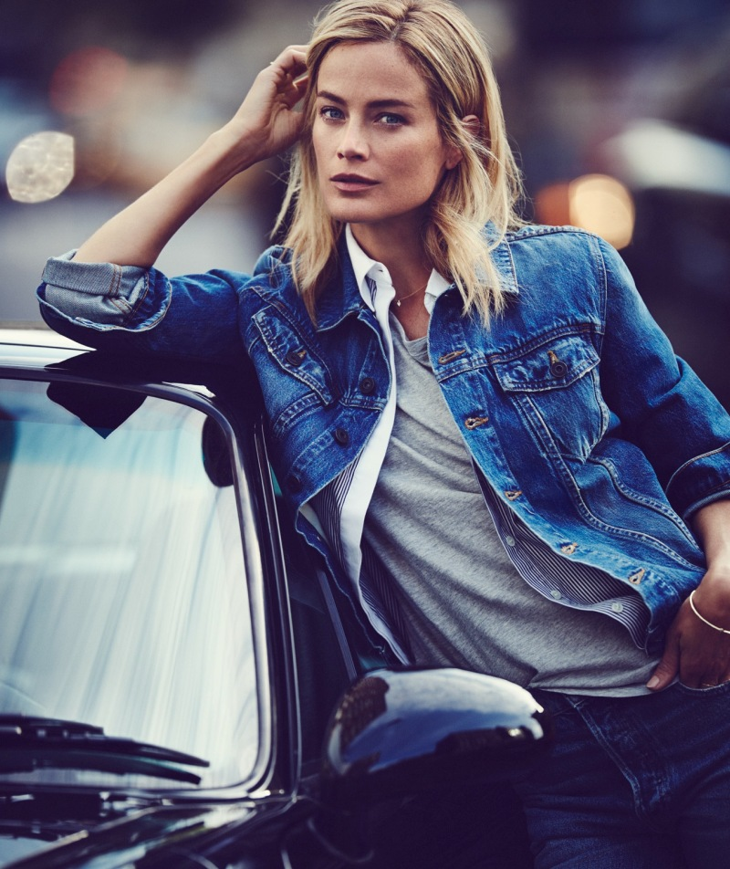 The Top 10 American Models To Watch Out For in 2018 - No 4. Carolyn Murphy