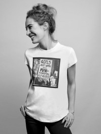 Zadig & Voltaire and Christy Turlington collaborate for women\'s rights
