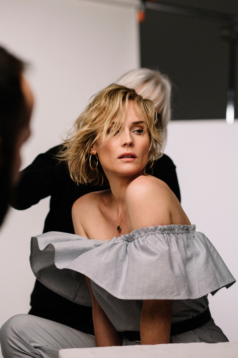 H & M to launch exclusive collection selected by Diane Kruger
