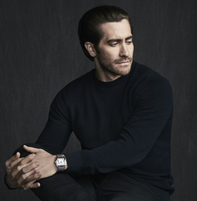 Jake Gyllenhaal is the new face of Cartier