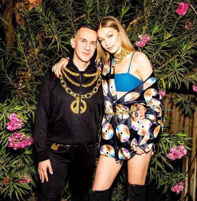 H & M announces design cooperation with Moschino
