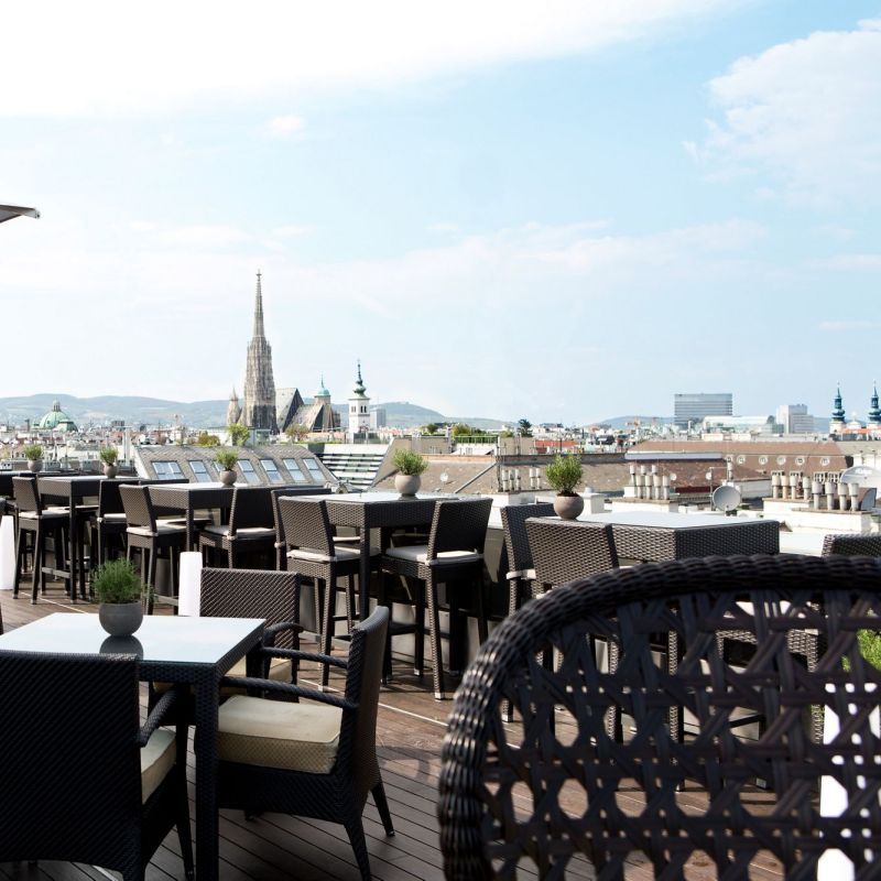 Ritz-Carlton, Vienna: the essence of true luxury