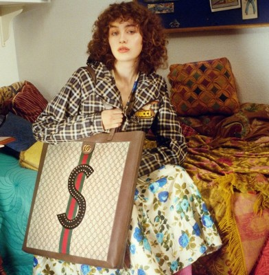 Gucci launches new DIY collection