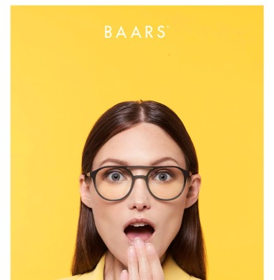 Brand of the Moment: BAARS Eyewear