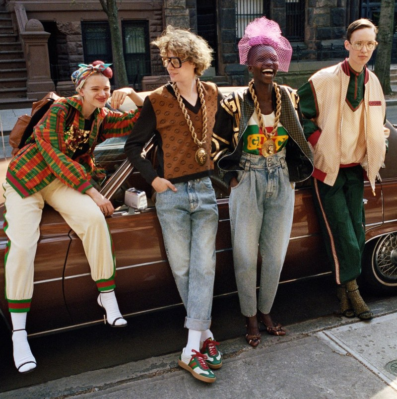 Gucci x Dapper Dan Capsule Collection is here